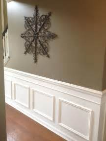 Wainscoting Wall Ideas Diy Classic Wainscoting Tutorial Faux Wainscoting