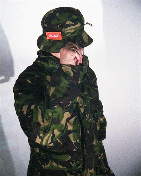 Jaket Hoodie Supreme Camo Jaket Army Supreme Army Hoodie Murah supreme camo jacket