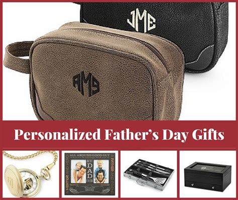 personalized fathers day gifts personalized s day gifts