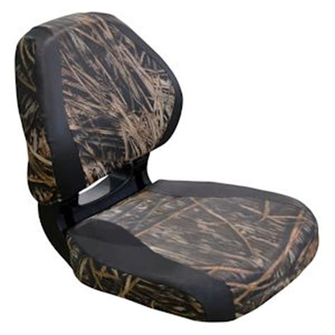 most comfortable fishing boat seats camo duck boat seat