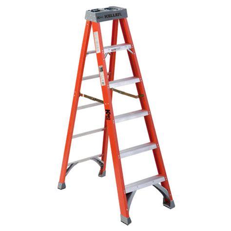 kpro 976 6 type ia fiberglass step ladder at menards 174