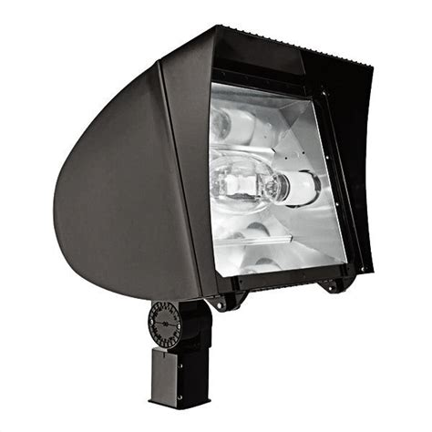 400 Watt Metal Halide Flood Light Fixture by Rab Fxlh400sfpsq 400 Watt Pulse Start Metal Halide