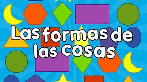 figuras geometricas con imagenes las figuras geom 233 tricas canci 243 n para ni 241 os songs for