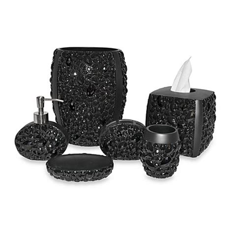 Black Magic Bathroom Accessories Bed Bath Beyond And Black Bathroom Accessories