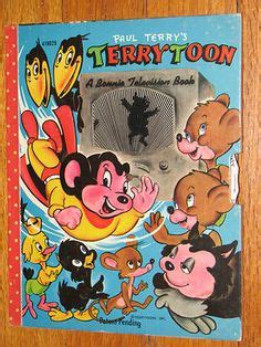 terrytoons the story of paul terry and his classic factory books 1000 images about mighty mouse on mice