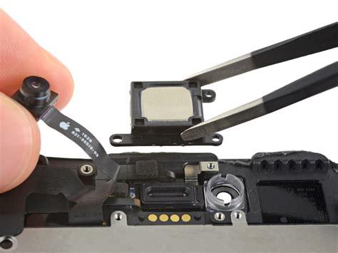 iphone   earpiece speaker replacement ifixit repair