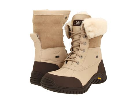 ugg adirondack boot ii sand zappos free shipping
