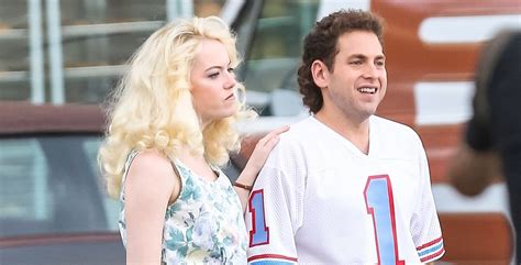 emma stone wolf of wall street emma stone jonah hill bring back the 80s on maniac