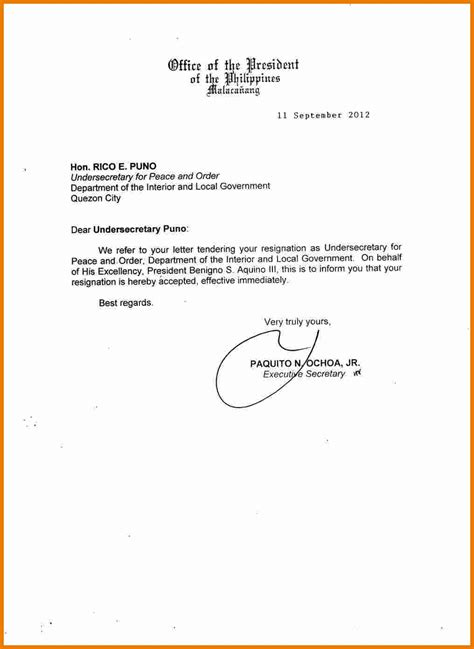 certification letter tagalog certificate format for ojt image collections certificate