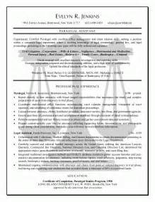 Best Resumes Examples Paralegal Resume Example Sample Resume