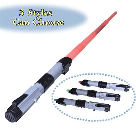 Wars Rubber Figure Set With Voice And Led popular led swords buy cheap led swords lots from china