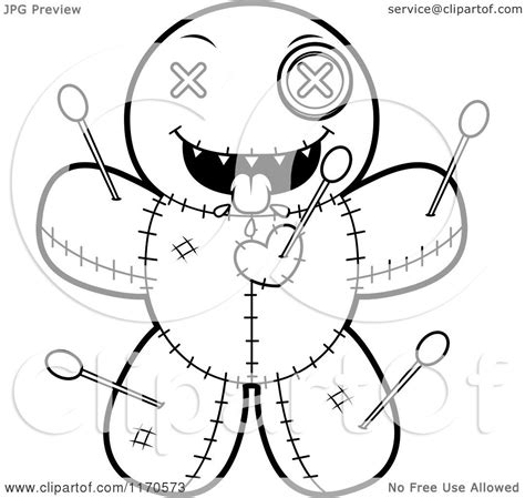 voodoo doll coloring page voodoo doll coloring pages coloring pages