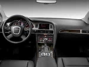 Audi A6 Dashboard 2007 Audi A6 Reviews And Rating Motor Trend