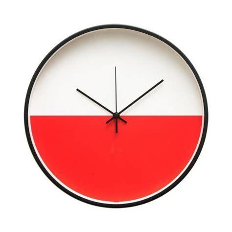 scandinavian wall clock swissmiss minimalist scandinavian wall clock