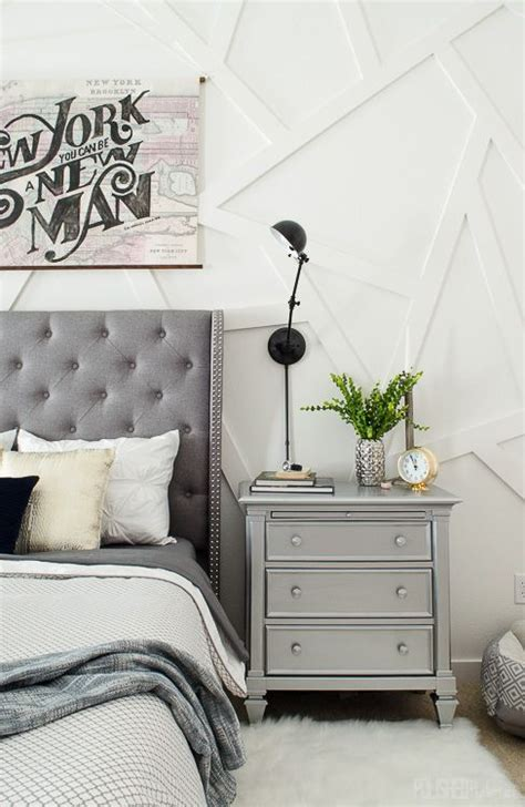 master bedroom nightstand ls this silver nightstand was a diy that works perfectly in