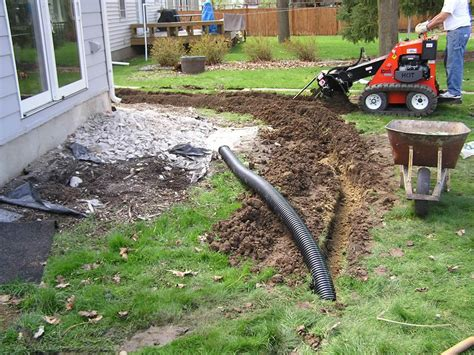 how to stop water runoff from neighbors yard how to prevent basement water intrusion