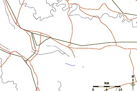 map of begusarai begusarai map