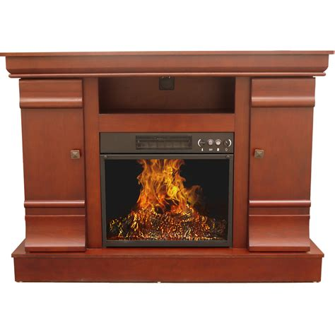 Crackling Electric Fireplace by Pleasant Hearth L 20w Electric Crackling Log Walmart