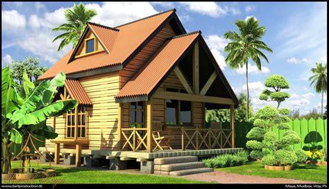 desain rumah kayu ala eropa info bisnis properti foto gambar wallpaper