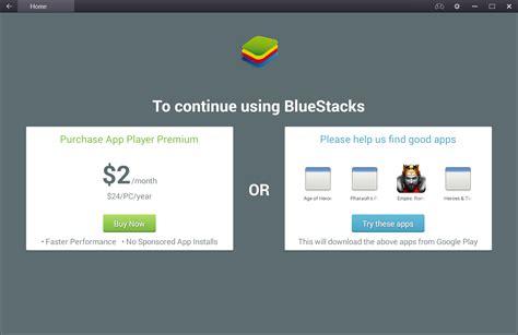 bluestacks update download cara menghilangkan pesan quot to continue using bluestacks