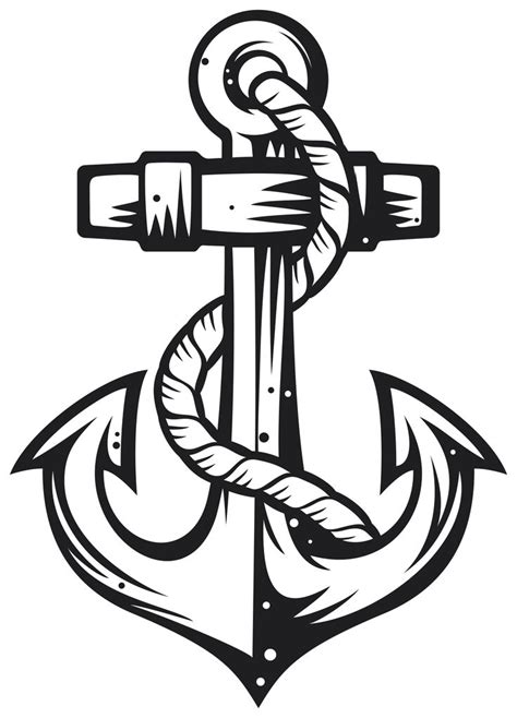 The 25 Best Anchor Print - best 25 anchor outline ideas on pinterest anchor