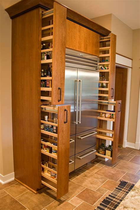 I Have A Huge Pantry That Things Get Lost In I Wonder If Pull Out Spice Racks For Cabinets