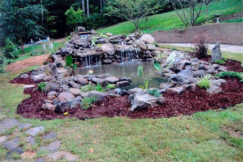 waterfall ideas on pinterest ponds garden waterfall and water features