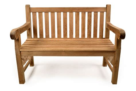 at the bench granchester 120cms teak bench grade a teak furniture