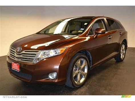 2010 Toyota Venza Colors 2010 Sunset Bronze Mica Toyota Venza V6 65916118 Photo
