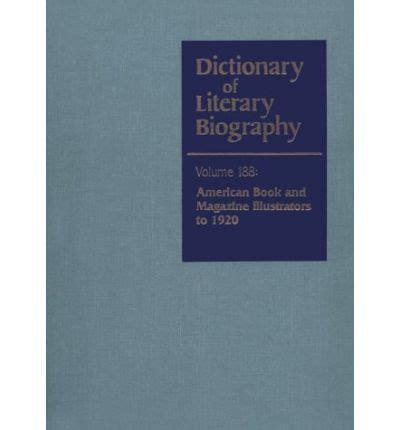 dictionary of literary biography documentary series dictionary of literary biography v 188 donald h dyal