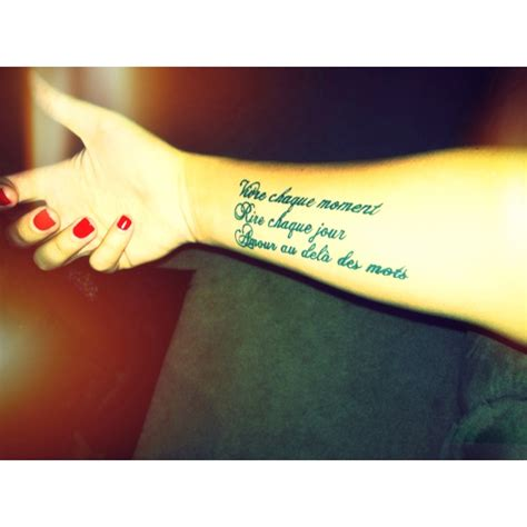 live in the moment tattoo live every moment laugh everyday beyond words