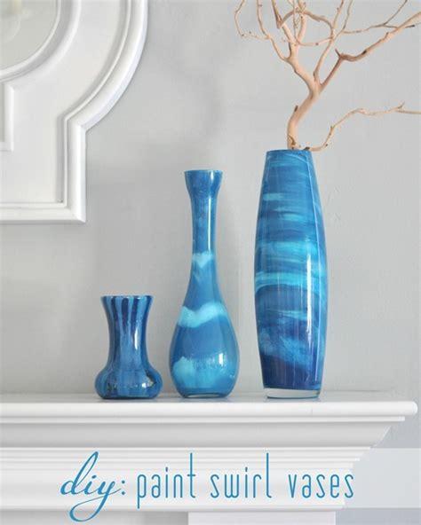 Diy Painting Glass Vases by Diy Painted Vases