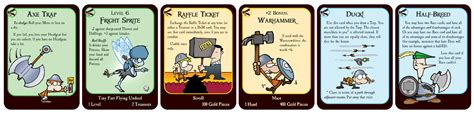 new munchkin dungeon card templates munchkin quest 2 looking for trouble
