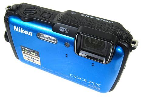 Kamera Nikon Aw120 geschwindigkeit testbericht zur nikon coolpix aw120 testberichte dkamera de das