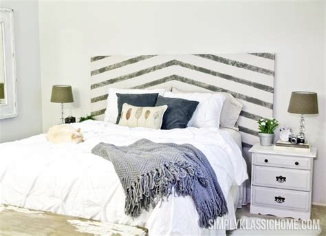 painted headboard ideas diy headboard easy diys 11 quick paint projects bob vila