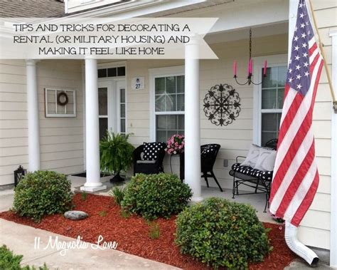 home decor rental how to make that boring rental house or military housing