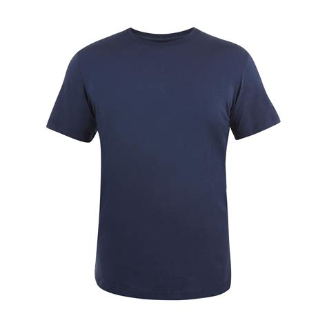 Navy Tshirt mens navy canterbury teamwear team plain shirt