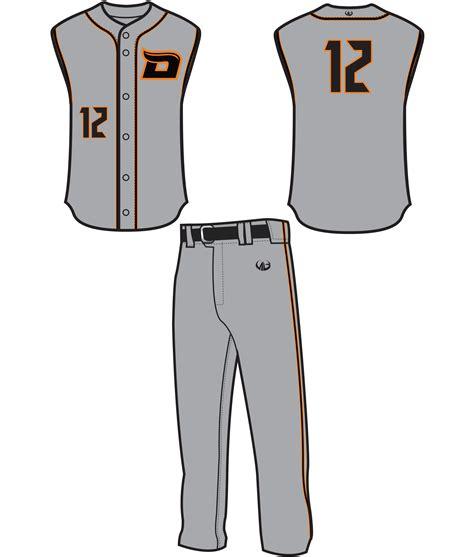 baseball jersey template clipart best