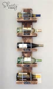 wine racks made out of pallets pallet wood projects