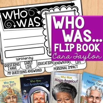 biography flip book cara s creative playground teaching resources teachers