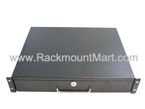 ra3005 2u lockable rack drawer