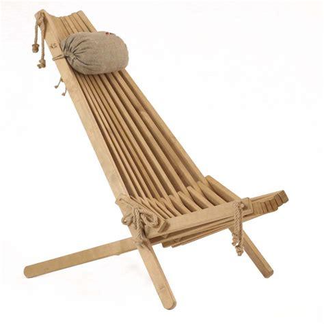 fauteuil d ext 233 rieur en bois et corde grenier alpin