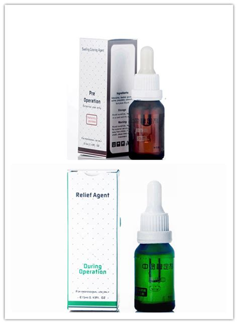 tattoo pain killer gel 15ml bottle liquid intraoperative anesthetic tattoo pain