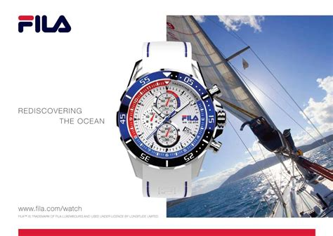 yacht watch fila yachting watches by leo cheung at coroflot