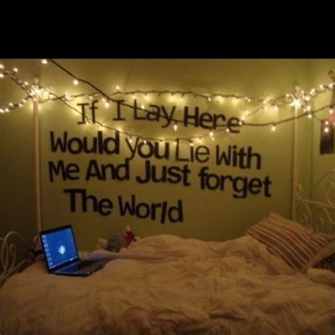 bedroom walls lyrics cute quotes for bedroom walls quotesgram