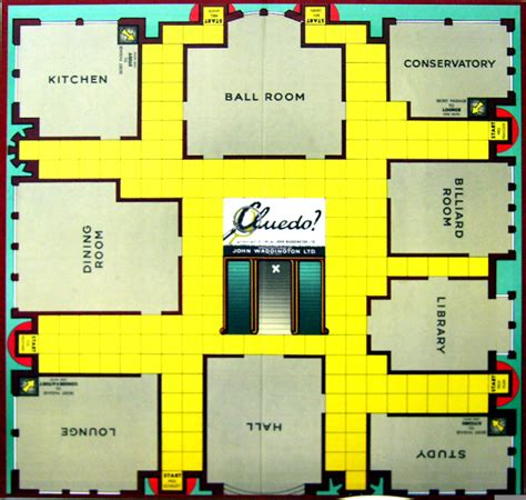 what are the rooms in cluedo gc2hxvq cluedo wherigo cache in 206 le de created by starless