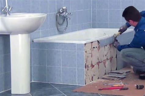sostituire vasca con doccia fai da te da vasca a doccia trasformare vasca in box doccia