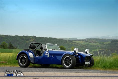 Seven Auto by Cars Caterham Seven Auto Database