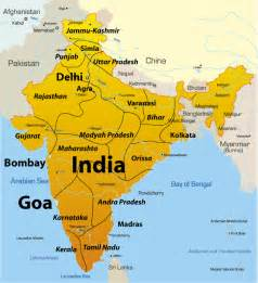 Goa India Map by Pics Photos Map Of India Showing Goa