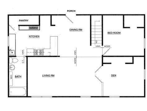 floor plan builder free floor plans this odd house